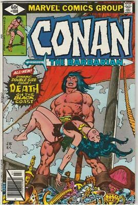 Conan the Barbarian  # 100  strict  NM-  Death Belit