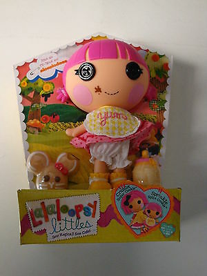 Lalaloopsy Puppe littles - Sprinkle Spice Cookie