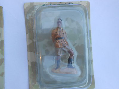 "Soldatino Terzo Reich ""africa Korps General - 1942"" Hobby And Work Cod.64"