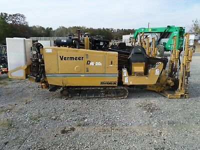 04 Vermeer 16x20a Directional Drill