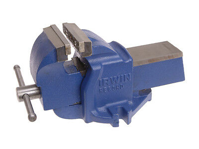 IRWIN Record - No.3 Mechanic Vice 100mm (4in) - REC3