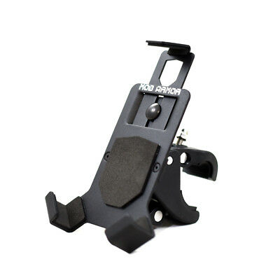 Mob Armor Device Cradle Switch Large Easy on/off Clamp Mount - Black