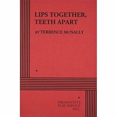 Lips Together Teeth Apart - Paperback NEW McNally, Terren 1992-01-01