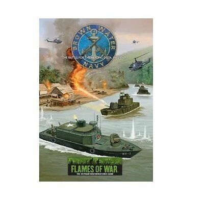 Brown Water Navy: The Battle for the Mekong Delta, 1965 - Paperback NEW Simunovi