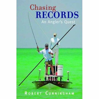 Chasing Records: What Happens When one Determined Man S - Hardcover NEW Cunningh
