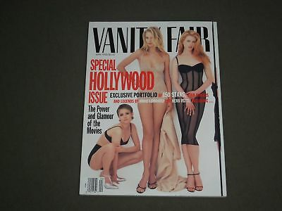 1995 April Vanity Fair Magazine - Hollywood Issue, By Annie Leibovitz - Sp 4509