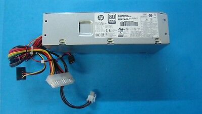 HP Prodesk GNRC 400 G4 SFF PSU 180W Power Supply 914137-001 906189-001