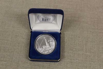 2004 North Mariana Island World Trade Center Recovery Silver Clad