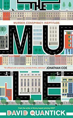The Mule by Quantick, David | Hardcover Book | 9781783521005 | NEW