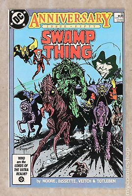 Swamp Thing (2nd Series) #50 1986 FN/VF 7.0