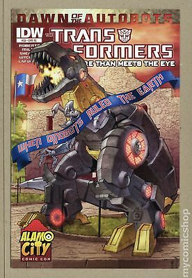 Transformers More than Meets the Eye (IDW) #33RE.ALAMO 2014 NM- 9.2