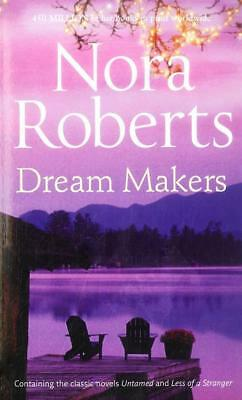 NEW Dream Makers By Nora Roberts Paperback Free Shipping