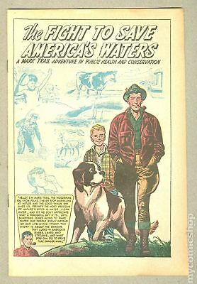 Fight to Save America's Waters 1956 FN+ 6.5