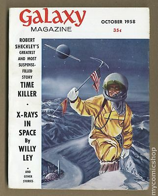 Galaxy Science Fiction (pulp/digest) #Vol. 16 #6 1958 VG 4.0