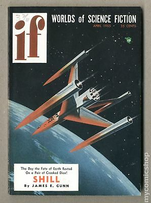 If Worlds of Science Fiction (Pulp Digest) #Vol. 5 #2 1955 FN 6.0