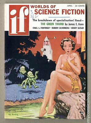 If Worlds of Science Fiction (Pulp Digest) #Vol. 7 #3 1957 FN 6.0