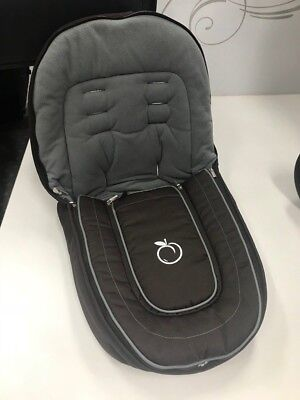 iCandy Apple/Pear Super fleece Luxury Footmuff