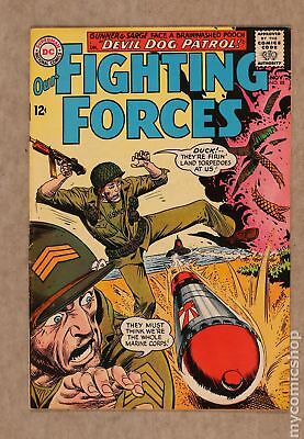 Our Fighting Forces #88 1964 VG 4.0