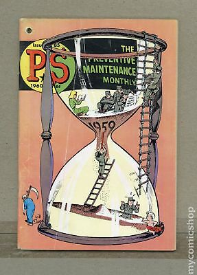 PS The Preventive Maintenance Monthly #85 1960 GD/VG 3.0