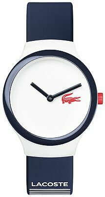 Lacoste 2020122 Unisex Goa Navy and Red Watch.
