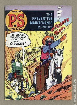 PS The Preventive Maintenance Monthly #79 1959 VG/FN 5.0