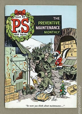 PS The Preventive Maintenance Monthly #84 1960 FN 6.0