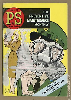 PS The Preventive Maintenance Monthly #95 1961 VG- 3.5