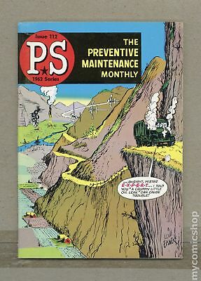 PS The Preventive Maintenance Monthly #112 1962 FN 6.0