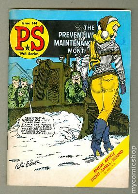 PS The Preventive Maintenance Monthly #144 1964 FN 6.0