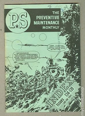 PS The Preventive Maintenance Monthly Index #196001 FN 6.0