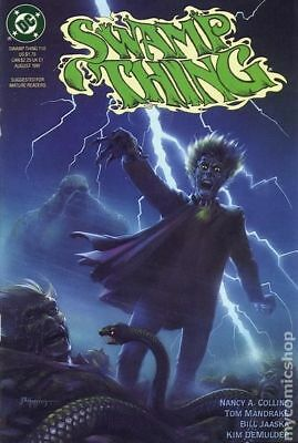 Swamp Thing (2nd Series) #110 1991 FN Stock Image