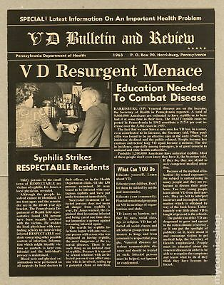 VD Bulletin and Review 1963 VF 8.0