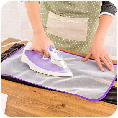 1x Ironing Board Clothes Protector Insulation Clothing Pad Laundry Polyester