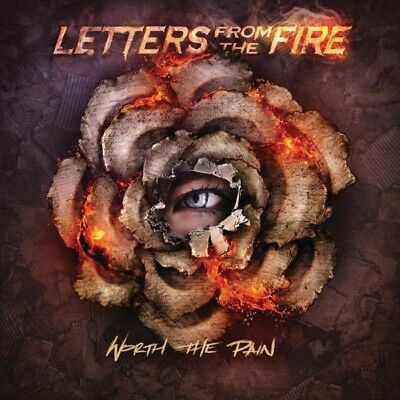 Letters From The Fire - Worth The Pain CD Sand Hill Records NEW