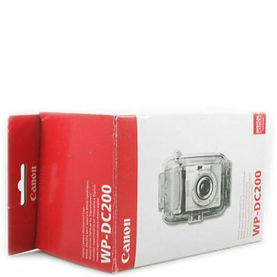 Canon WP-DC200 Carcasa Sumergible Powershot A10 A20 Waterproof Case Nuevo