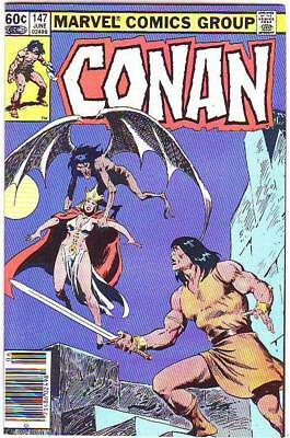 Conan the Barbarian  # 147  strict  NM-