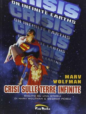 Crisi sulle Terre Infinite - Wolfman Marv