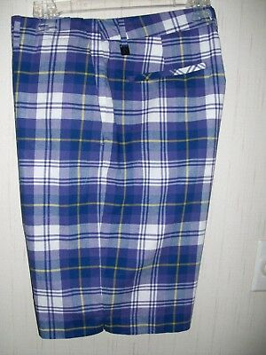 Golf- Shorts, IJP Designed in Great Britain for Men.( 2pr.Shorts ) size 36 W.