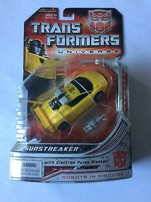 Transformers Universe SUNSTREAKER MISB