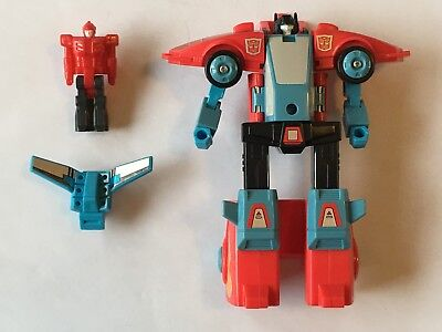 Transformers G1 Targetmaster Pointblank Complete with Peacemaker