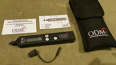 Lightly Used Optical Power Meter ODM RP-450-02 RP450