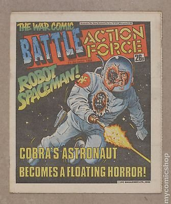 Battle Picture Weekly (UK) #861101 1986 VF 8.0
