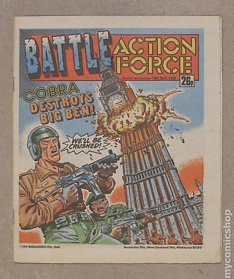 Battle Picture Weekly (UK) #860419 1986 VF 8.0