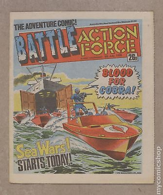 Battle Picture Weekly (UK) #860705 1986 FN 6.0