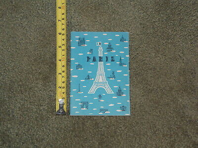 Vintage Booklet Paris What To Do When You Get There Foldout Guide Book
