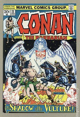 Conan the Barbarian (Marvel) #22 1973 VF 8.0
