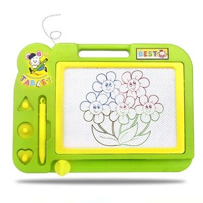 2017 Fashion Magnetic Drawing Board Games Toy Magna Doodle Colorful Erasable MMJ