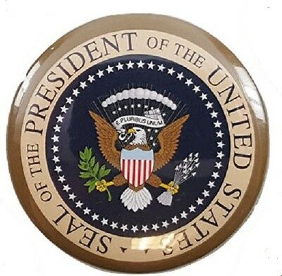 Seal of the President Of The United States Souvenir Buttons