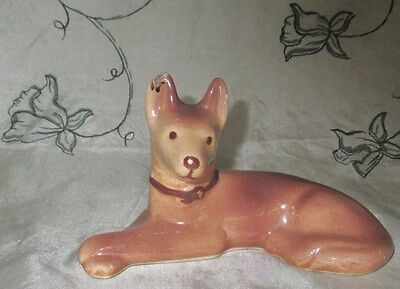 Vintage Collectible Pharaoh Hound Dog Figurine Made in USA