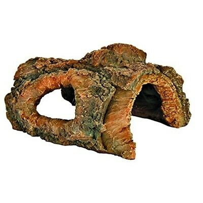 Trixie Tree Stump Cave For Aquarium, 31cm - Aquarium Fish Tank Ornament 31cm